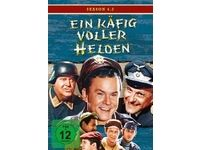 Ein Käfig voller Helden - Season 4.2 [3 DVDs] (DVD) #Ciao