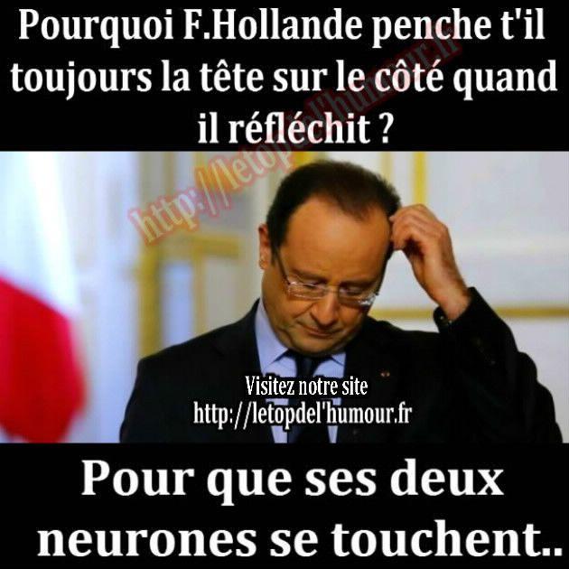 Http://letopdelhumour.fr François Hollande…humour