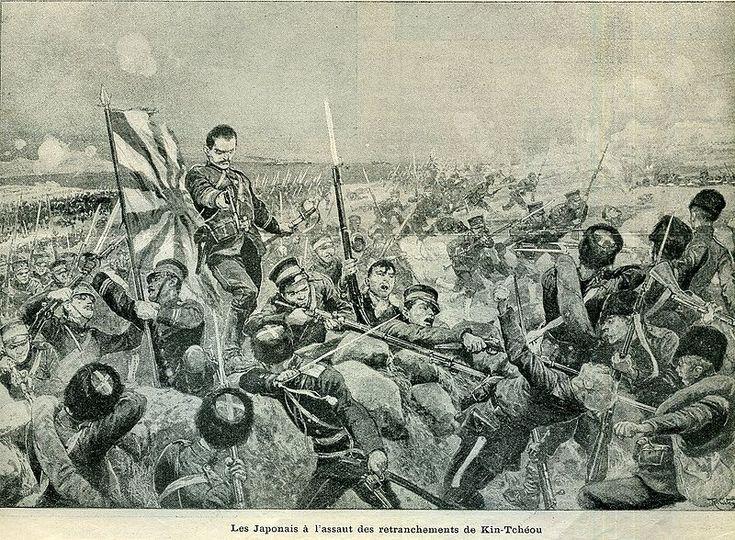 La verdadera Guerra de los Cien Años... Montenegro y Japón