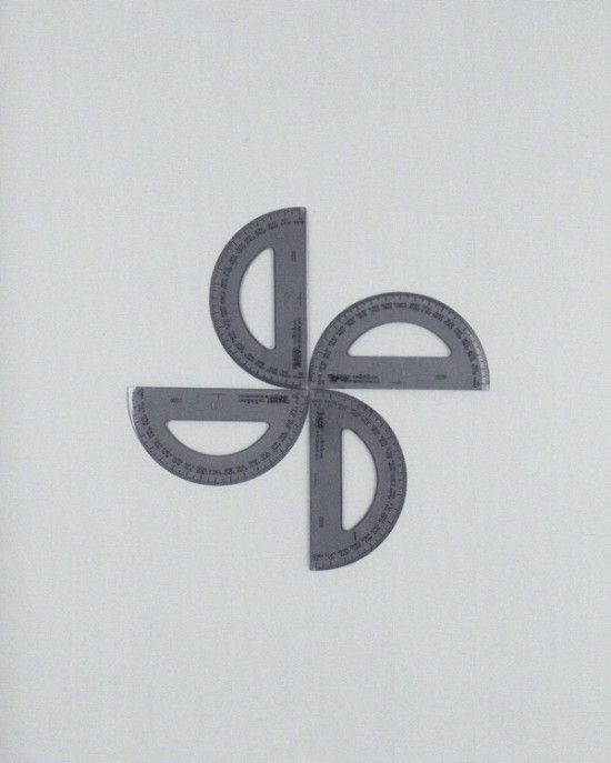Four Geometry Sets - Ignacio Uriarte