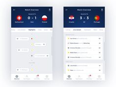 Hello Dribbblers! Today I have free Eurobet Mobile App Free PSD which includes 6 well-layered screens. This template can be very helpful if you're planning create great looking mobile app. FRE...