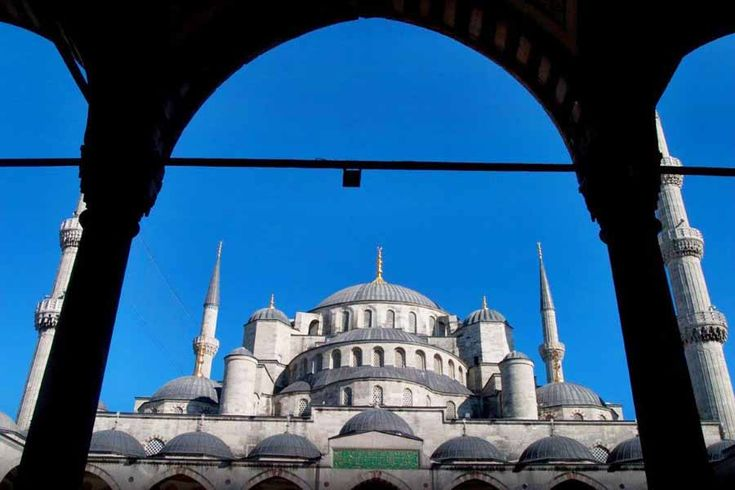 Από τα ομορφότερα Τζαμιά της Κωνσταντινούπολης