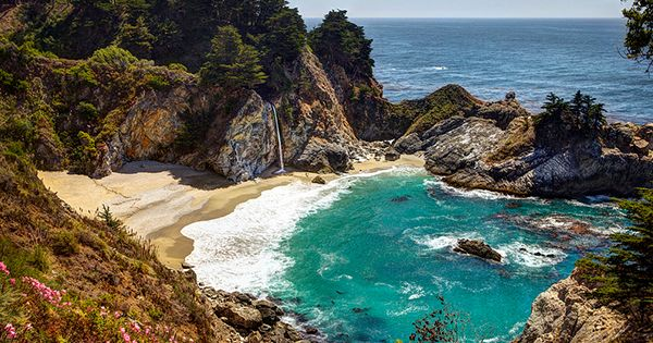 Northern California's 10 Most Beautiful Beaches, Ranked via @PureWow