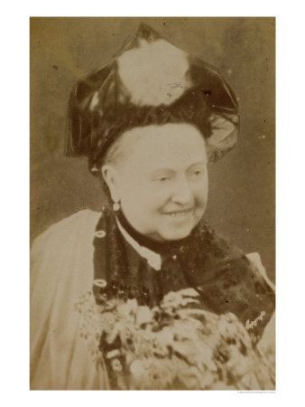 Another extremely rare photograph of Queen Victoria smiling and possibly laughing. Taken in 1887 as part of her Golden Jubilee celebrations.