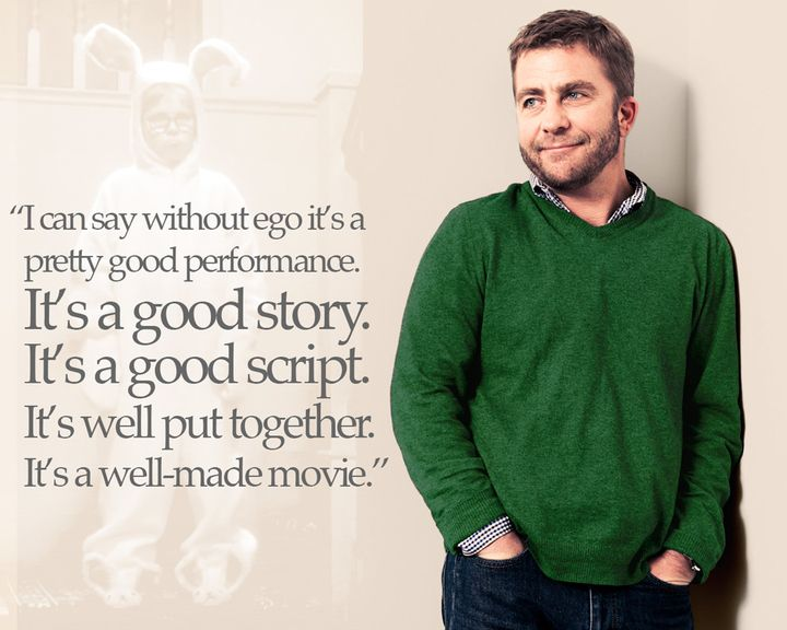 A great article about how A Christmas Story helped keep it's star,Peter Billingsley normal.