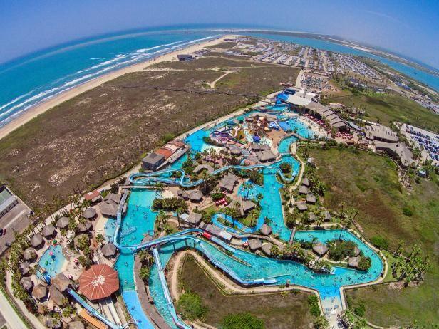 Schlitterbahn Beach Resort South Padre Island, Texas