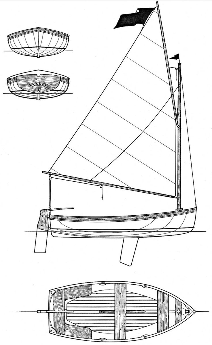 The Coot Dinghy - Small Boats Monthly