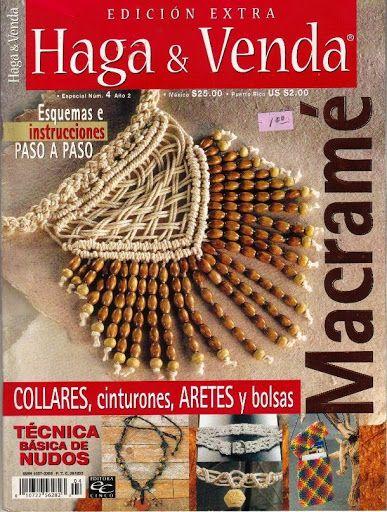 Macrame n4 a2 - Marleni Fontaine - Álbuns da web do Picasa
