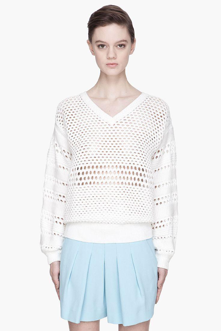 3054 best Pullovers images on Pinterest   Knit crochet, Knitwear ...