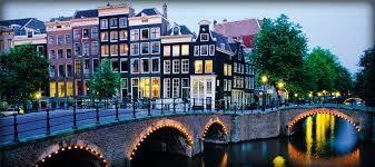 Amesterdão - Países Baixos (Holanda) - Euro