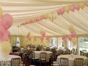 wedding ballons. .i love ballons