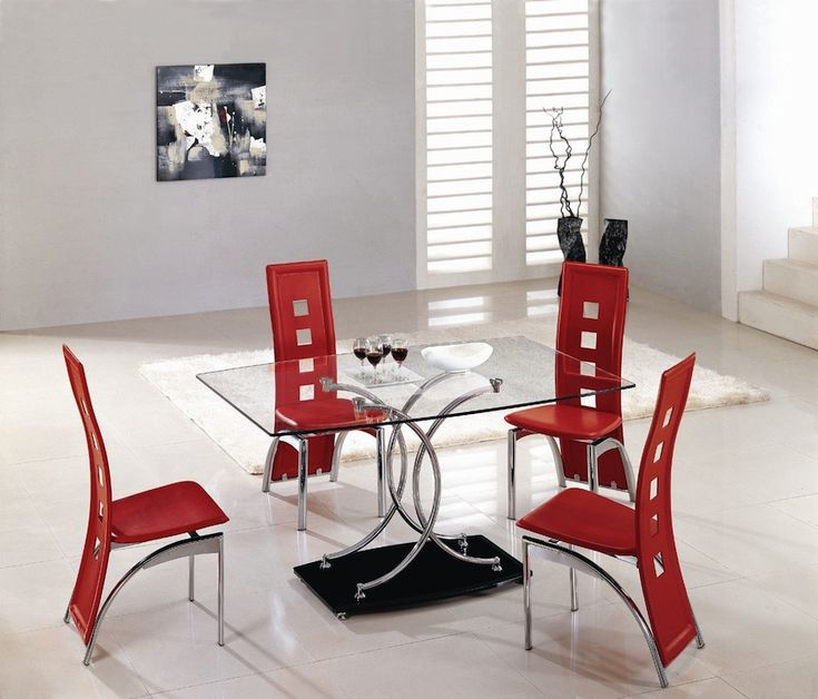 Fun Dining Room Chairs: Best 25+ Unique Dining Tables Ideas On Pinterest