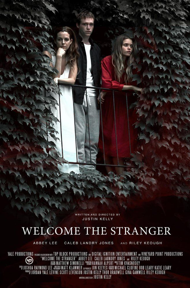 Welcome The Stranger Full Izle Film Tam Film Film Posteri