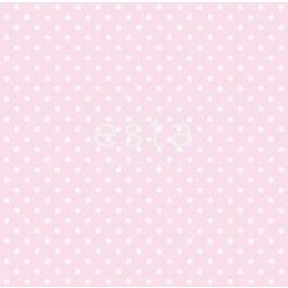 Dit mooie behang van Esta Jimbo is baby roze met witte stippen. Met dit leuke stip patroon op de wanden fleurt de slaapkamer helemaal op. Dit behang is super leuk in elke meisjes slaapkamer. LET OP: Wilt u meerdere rollen bestellen, bestel deze dan gelijktijdig. De rollen behang komen dan uit dezelfde drukserie en hebben dan geen onderlingkleurverschil.