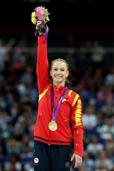 Sandra Izbasa. Romanian gymnastics=Respect.