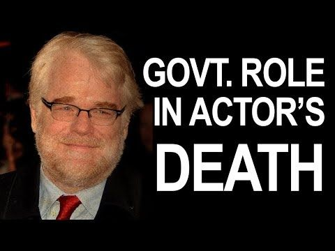 US Govt Drug Lords Murdered Phillip Seymor Hoffman  INFOWARS.COM BECAUSE THERE'S A WAR ON FOR YOUR MIND