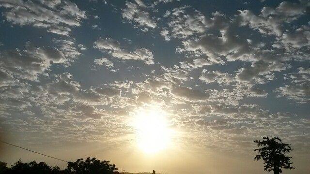 Sunrise Scatter