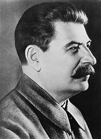Josef Stalin  Иосиф Виссарионович Сталин
