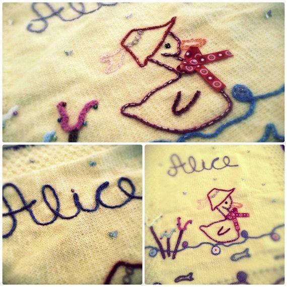 La copertina di Alice di RisaLana su Etsy