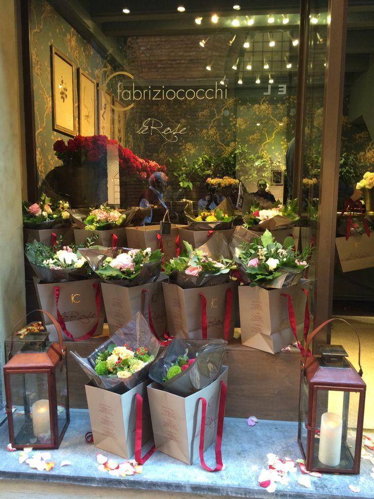(A través de CASA REINAL) >>>>  Flower Shop Design 2015