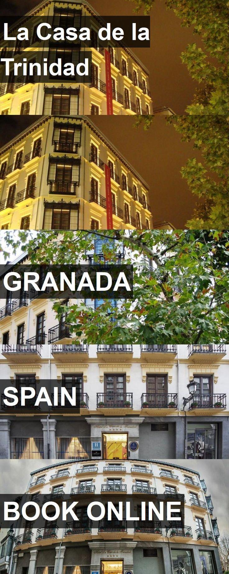 Best 25 la trinidad ideas on pinterest rbol celta alambre de joyer a celta and colgantes de - La casa de la trinidad granada ...