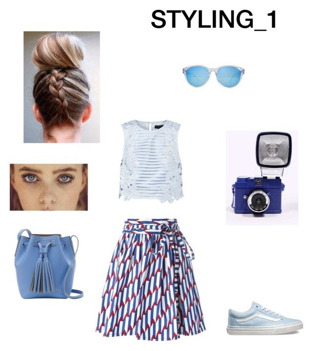 """""""STYLING_1"""" by alyants-stylist on Polyvore featuring мода, Marc Jacobs, Ted Baker, Vans и Levi's"""