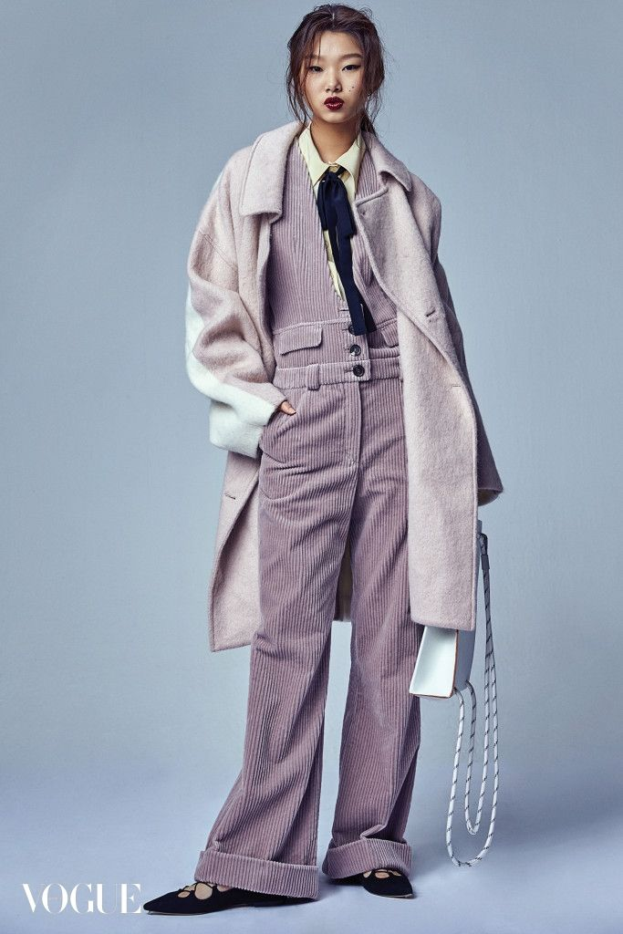 Bae Yoon Young by Cha Hye Gyeong for Vogue Korea Jan 2016