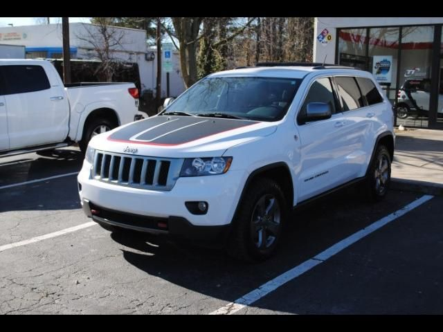 2013 JEEP GRAND CHEROKEE for sale at