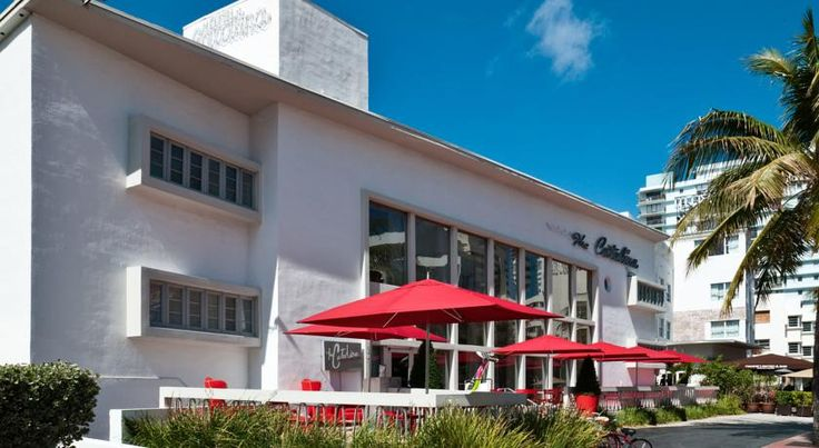 Catalina Hotel & Beach Club Miami Beach This Miami Beach South Beach Group hotel features 2 outdoor pools, 2 restaurants and VIP passes to select South Beach Clubs. It offers a free airport transfer service for Miami International Airport, 20 km away.