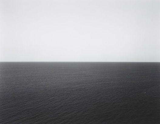 Hiroshi Sugimoto, Ionian Sea, Santa Cesarea, 1990