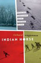 Indian Horse by Richard Wagemese; Story of an Aboriginal man struggling with addiction after his residential school experience.
