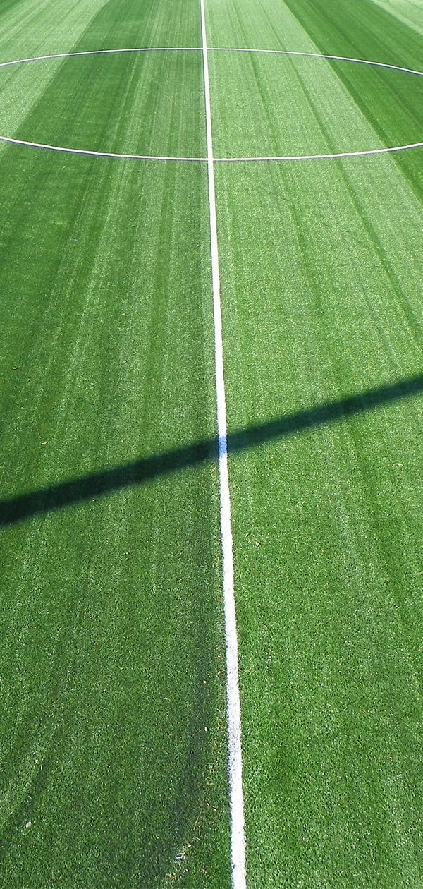 The City Of Hollywood Florida Opened Its Second Artificial Turf Field Provided By Foreverlawn The New Soccer Pitch Is Loca Field Soccer Sports Organization