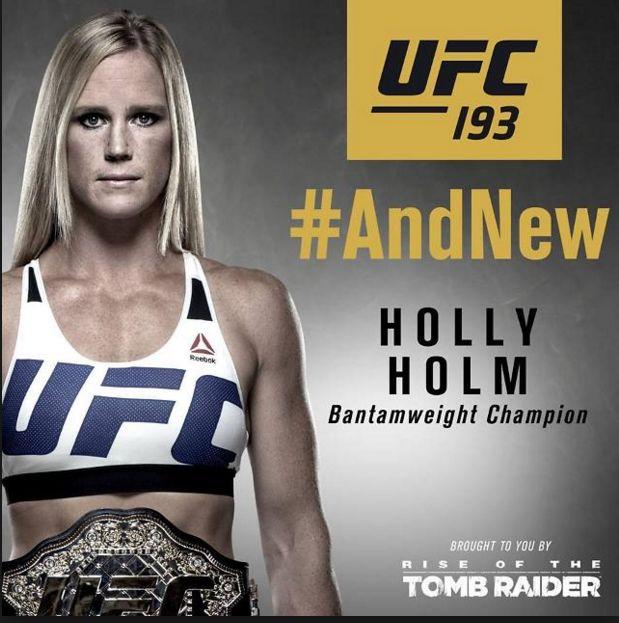 UFC 184 라켈 페닝턴 vs 홀리홈   hollyholm 주요경기