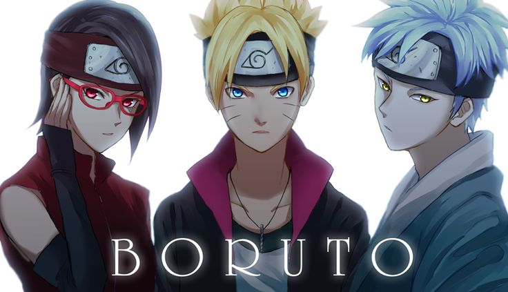 Team Konohamaru! New generation! Why!? Why there won't be any more manga ;((((((((((