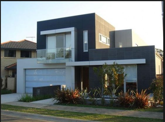 minimalist modern home