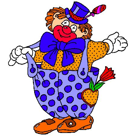 Coloriage clown cirque a imprimer clowns pinterest clowns - Coloriage clown a imprimer ...