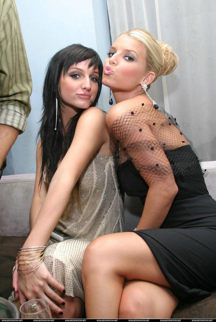 Blonde LOVE ashlee simpson porno the sexiest