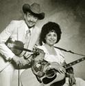 """Wilma Lee Cooper, Born 1921, Valley Head, Randolph County w.va. Dale T. """"Stoney"""" Cooper, 1918-1977, Harmon, Randolph County  w.va."""