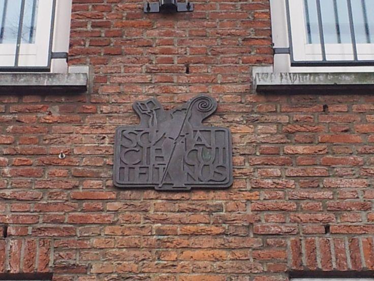 Oude Delft 71 - St Barbaraklooster - Sociëteit Virgiel