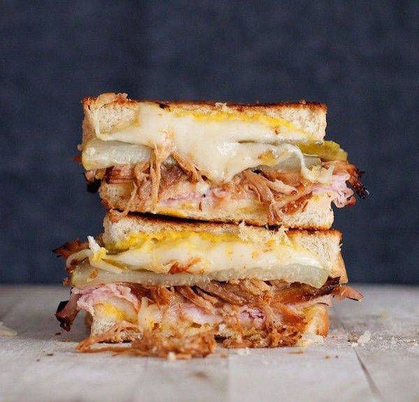 30 Grilled Cheese Sandwiches Sent Straight From The Heavens - Dose - Your Daily Dose of Amazing