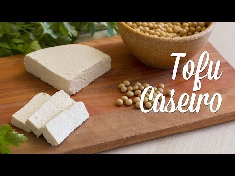 Como Fazer Tofu Caseiro - Presunto Vegetariano