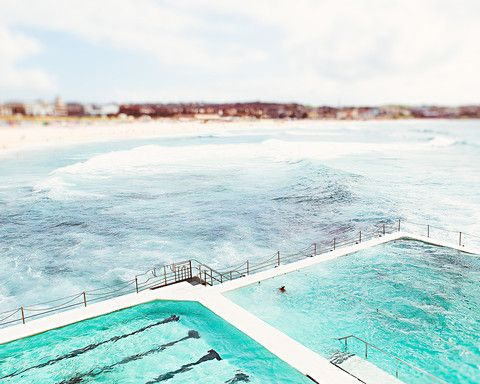 Bondi Beach, Bondi, Bondi Beach Print, Bondi Beach Photography, Bondi Icebergs, Large Wall Art, Beach Photography, Beach Home Decor