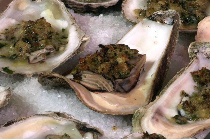 NYT Cooking: Melissa Clark's Oysters Rockefeller