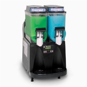 I need this for my house.....ICEE MACHINE!!! BUNN 2-Hopper Ultra Gourmet Ice System (Black)