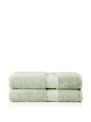 Chortex Rhapsody Royale Set of 2 Bath Sheets, Meadow, 35