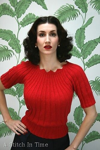Just put this on the Amazon wishlist. Spendy at $47, but for 59 vintage patterns re-written for modern yarn? Gotta have it. A Stitch in Time - Vintage Knitting and Crochet Patterns 1920-1949: Volume 1.
