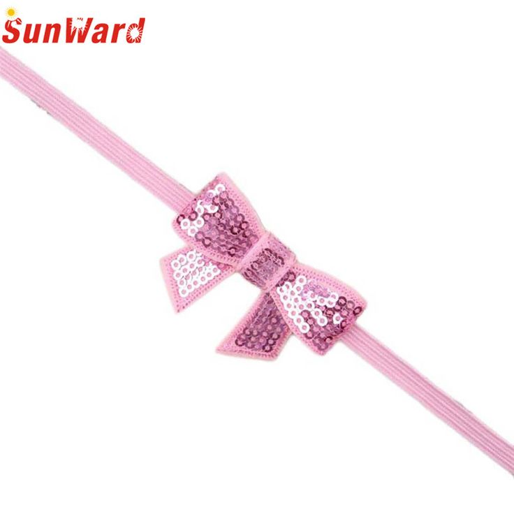 Newly Design Baby Girls Toddler Bling Headbands Infant Bowknot Hairbands Aug7 Drop Shipping #>=#>=#>=#>=#> Click on the pin to check out discount price, color, size, shipping, etc. Save and like it!