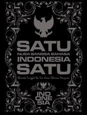 Satu Indonesia ...  oleh kaosoka