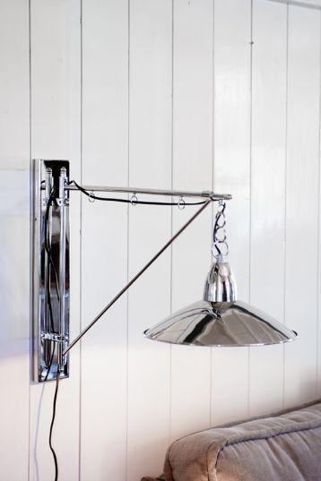 The Carlton Club Wall Lamp