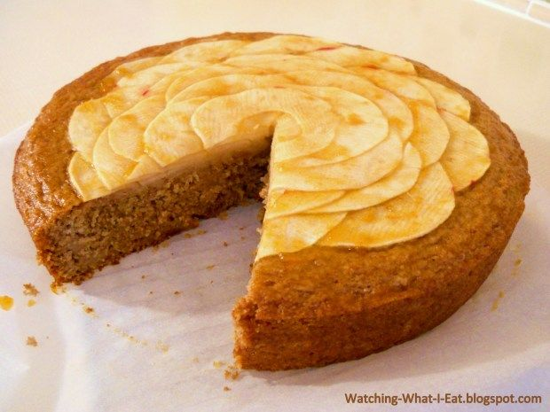 Spiced apple cake gordon ramsay recipe